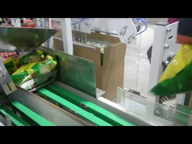 PE34 Укладка лапши в короб