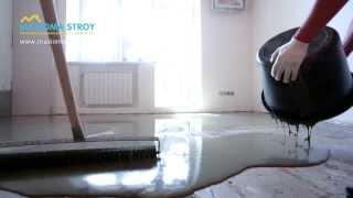 Ремонт квартиры: Заливка наливного пола