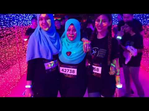 Electric Run Malaysia 2017 - SILENTO IN MALAYSIA !!