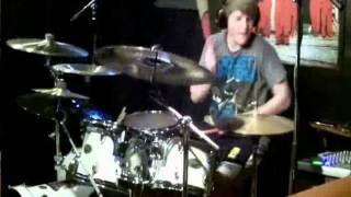 Shadows Fall - Divide and Conquer - Drum Cover
