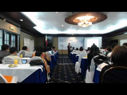 National Workshop on Improving Women's Human Rights in Minda