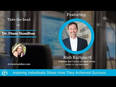 Dr Diane Hamilton Interviews Rich Karlgaard Mp3