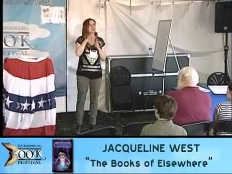 Gaithersburg Book Festival 2014: Jacqueline West