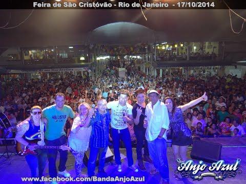Forro Anjo Azul na Feira de São Cristóvão no Rio de Janeiro dia 17/10/2014