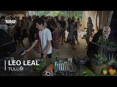 Leo Leal Boiler Room Tulum Live Set