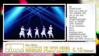 New Album『MAGI9 PLAYLAND』iTunesにて配信中! https://itunes.apple....