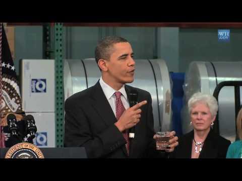 Obama DRUNK!