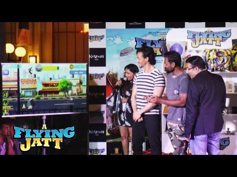 A Flying Jatt GRAND Game Launch | Tiger Shroff, Remo D'souza