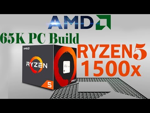 65,000 RS Ryzen PC Build Guide || PC Build India || Hindi