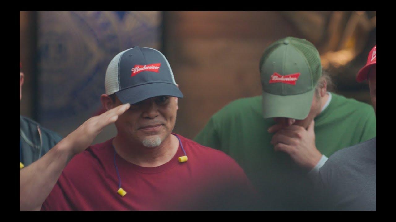 Budweiser   Service Never Stops