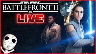 Die Macht ist mein Verbündeter! 🔴 Star Wars: Battlefront II // PS4 Livestream