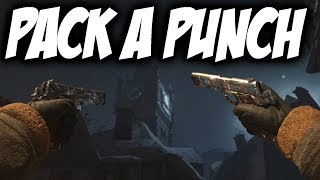 How To PACK A PUNCH on The Final Reich (Call of Duty World War 2 Zombies)