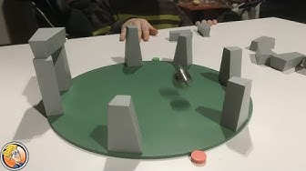 Swing for victory in Stonehenge and the Sun — Fun & Board Games with WEM
