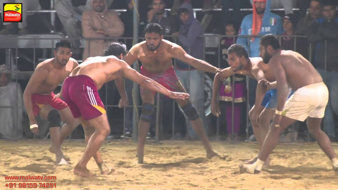 SHEIKHDAULT (Jagraon) || KABADDI TOURNAMENT - 2015 || OPEN  QUARTER FINALS || Full HD  || Part 1st.