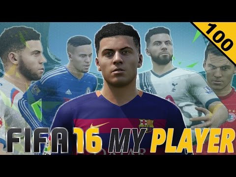 'BEST OF BARCLAY!' | Episode #100 | FIFA 16 My Player w/Storylines (The American Legend)