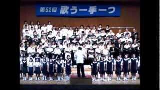 第52回歌う一手一つに出演 2012/6/3 於:天理市民会館 ステージ15合同...
