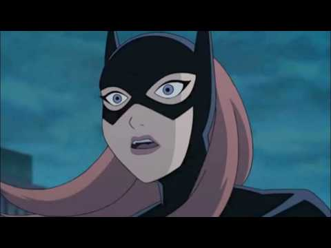 Batman and Batgirl have a sexual relationship in the Killing Joke animated movie - 동영상