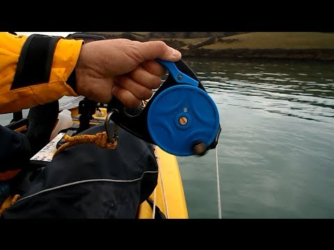Anchoring a Kayak at Sea