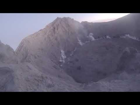 Indonesia / Bali / Mount Agung - active volcano / 2018 / GoPro
