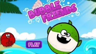 Bubble Friends-Walkthrough