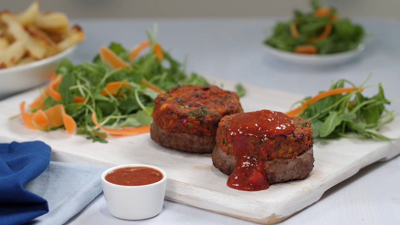 Iceland Slimming World Tower Burgers