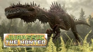 Jurassic: The Hunted Gameplay