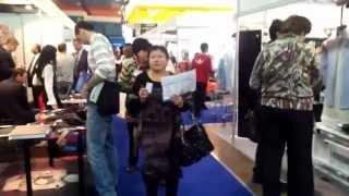 Видео-обзор выставки ExpoClean-2012