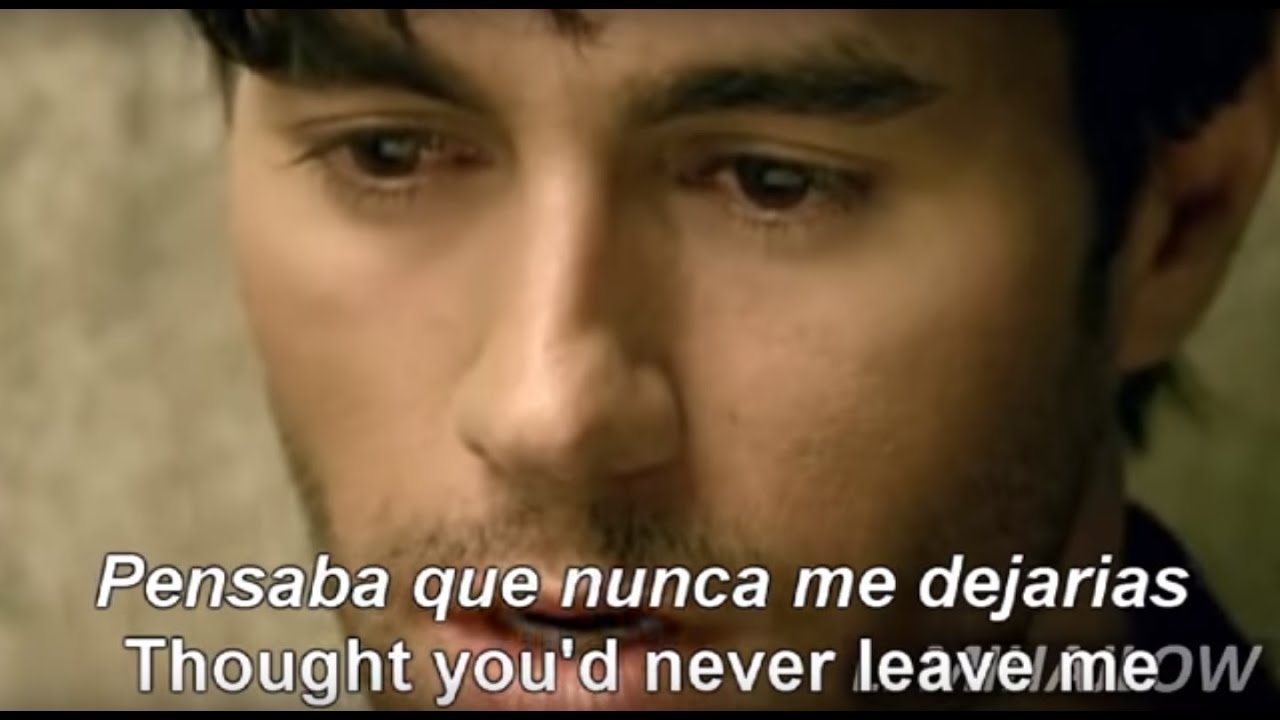 Enrique Iglesias Heart Attack Lyrics English Espanol Subtitulado
