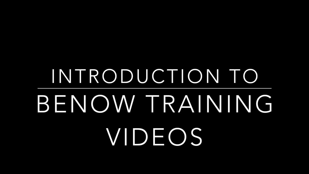 Training Videos Compilation English