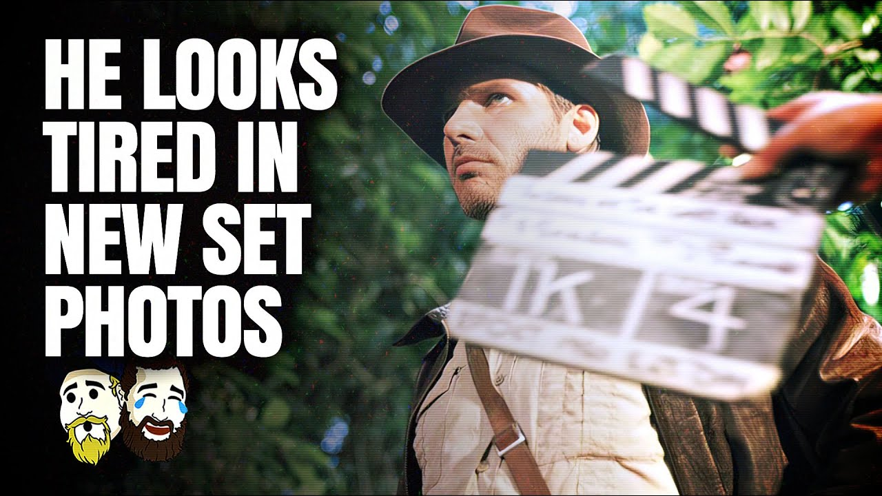 Download Indiana Jones 5 Set Photos Give First Look at Mads Mikkelsen With Harrison Ford