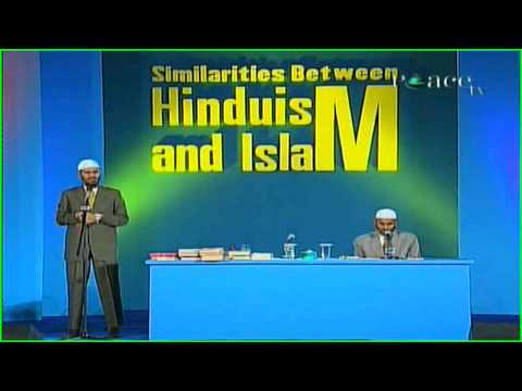 Similarities Between Islam N Hinduism 2/2 (Que & Ans) By Dr Zakir Naik At Mumbai