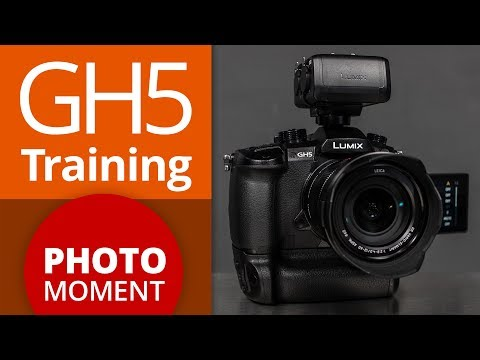 My GH5 Training Course is COMPLETE!!! and Best Lens for Interviews?