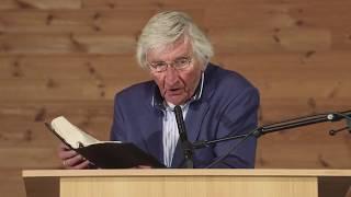 Het eindproduct van de vertrouwelijke omgang met God (Henk Binnendijk)