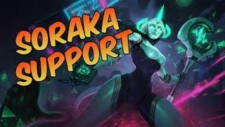 League of Legends - Program Soraka Support - Full Game Commentary