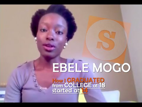 Entrepreneurs Coloring Outside the Lines - Interview with Ebele Mogo