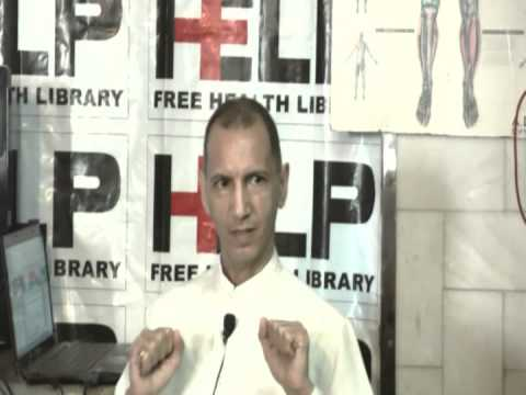 Holistic Health - A Matter Of Choice - Part 2 By  Mr. Behram Ghista
