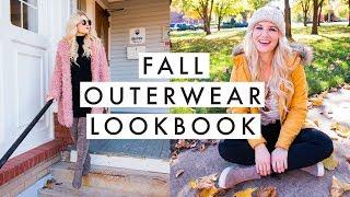 Outerwear Lookbook