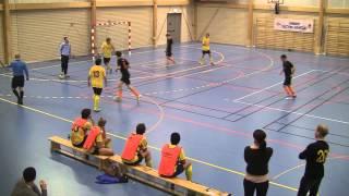 UFL 2012 1st round, 1st match IKHF - Söder Stockholm 2 half, 1part