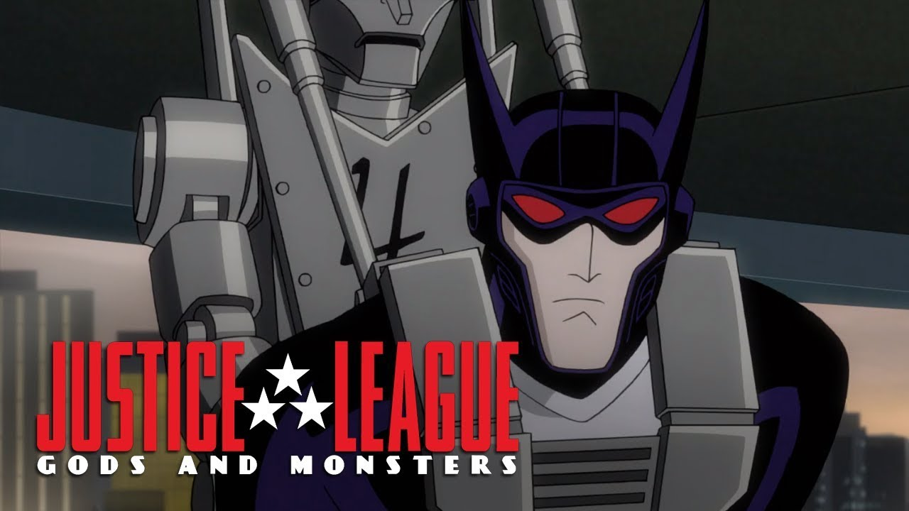 Download Vampire Batman is defeated | Justice League: Gods And Monsters