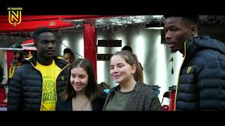 VIDEO: Moments de partage au Marché de Noël