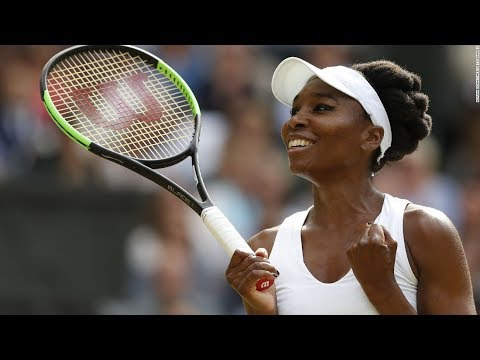 Celebrating Venus Williams 1000th Professional Match