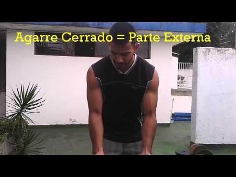 ejercicios con barra z para pectorales
