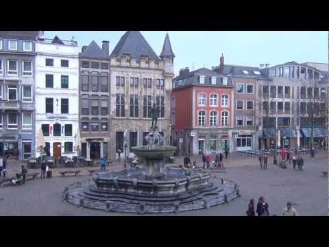 Aachen (Aken) Duitsland
