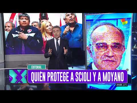 ¿Quién protege a Scioli y a Moyano?