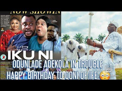 Download ODUNLADE ADEKOLA VS ISLAM ALFAS / HAPPY BIRTHDAY TO OONI OF IFE / Tonto dikeh s*x video 😳