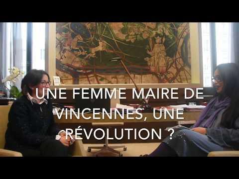 Interview Charlotte Libert-Albanel Maire de Vincennes