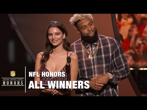 All of the Winners from NFL Honors | 2017 NFL Honors