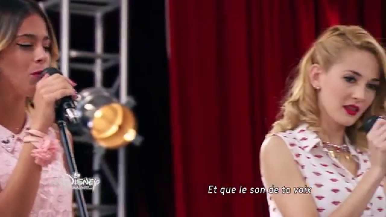 Violetta saison 3 m s que dos pisode 75 - Violetta chanson saison 3 ...