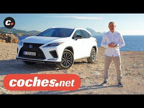 Lexus RX 450h SUV | Primera prueba / Test / Review en español | coches.net