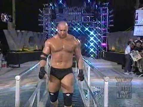 WCW Nitro: March 16th 1998: Goldberg vs. Lodi